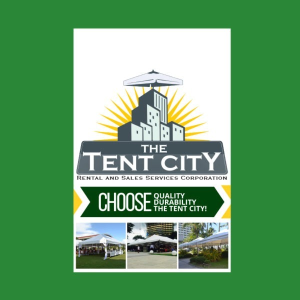 """BRANDING FOR """"THE TENT CITY"""""""